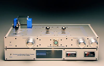 Murrow/Birkeland Preamp and Phono Stage